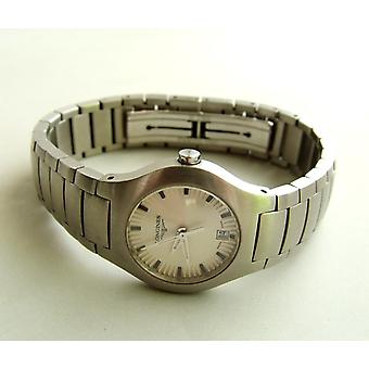 Steel Longines ladies watch