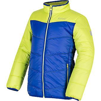 Regatta लड़कों और लड़कियों Icebound III हल्के पानी Repellant जैकेट