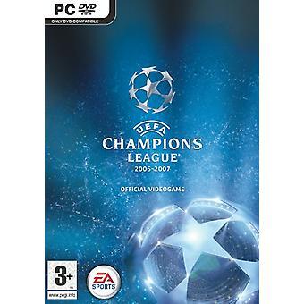 UEFA Champions League 07 (PC DVD) - New