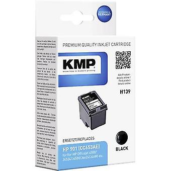 Tinta KMP sustituye HP 901 Compatible negro H139 1711,4831