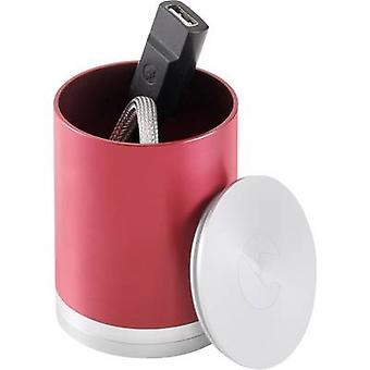 Powerspot Micro Red MICRO-R Thermoelectric generator Red silver