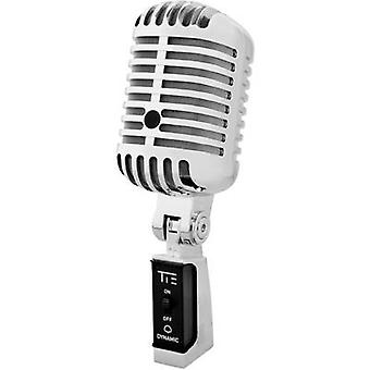 Tie Studio Microphone (vocals) Transfer type:Corded Steel enclosure