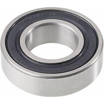 UBC Bearing 61803 2RS Deep groove ball bearing Bore diameter 17 mm Outside diameter 26 mm Rotational speed (max.) 16000 rpm