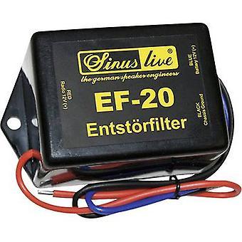 Sinuslive EF-20 EMI-filter