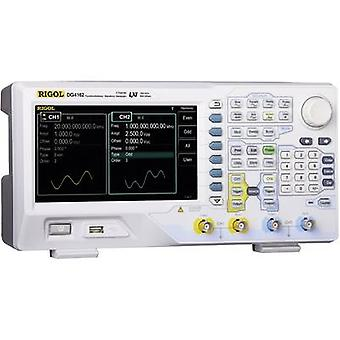 Rigol DG4062 Mains-powered 0.000001 Hz - 60 MHz 2-channel Sinus, Rectangle, Pulse, Noise, Arbitrary, Triangle