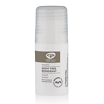 Green People, Neutral Scent Free Deodorant, 75ml