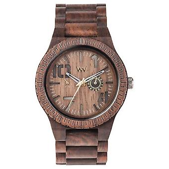 WeWood Oblivio Chocolate 70332500 Watch