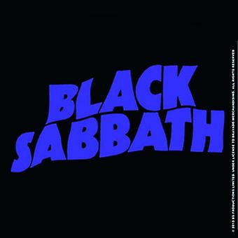 Black Sabbath Coaster bølget band Logo nye officielle enkelt 9,5 cm x 9,5 cm drink