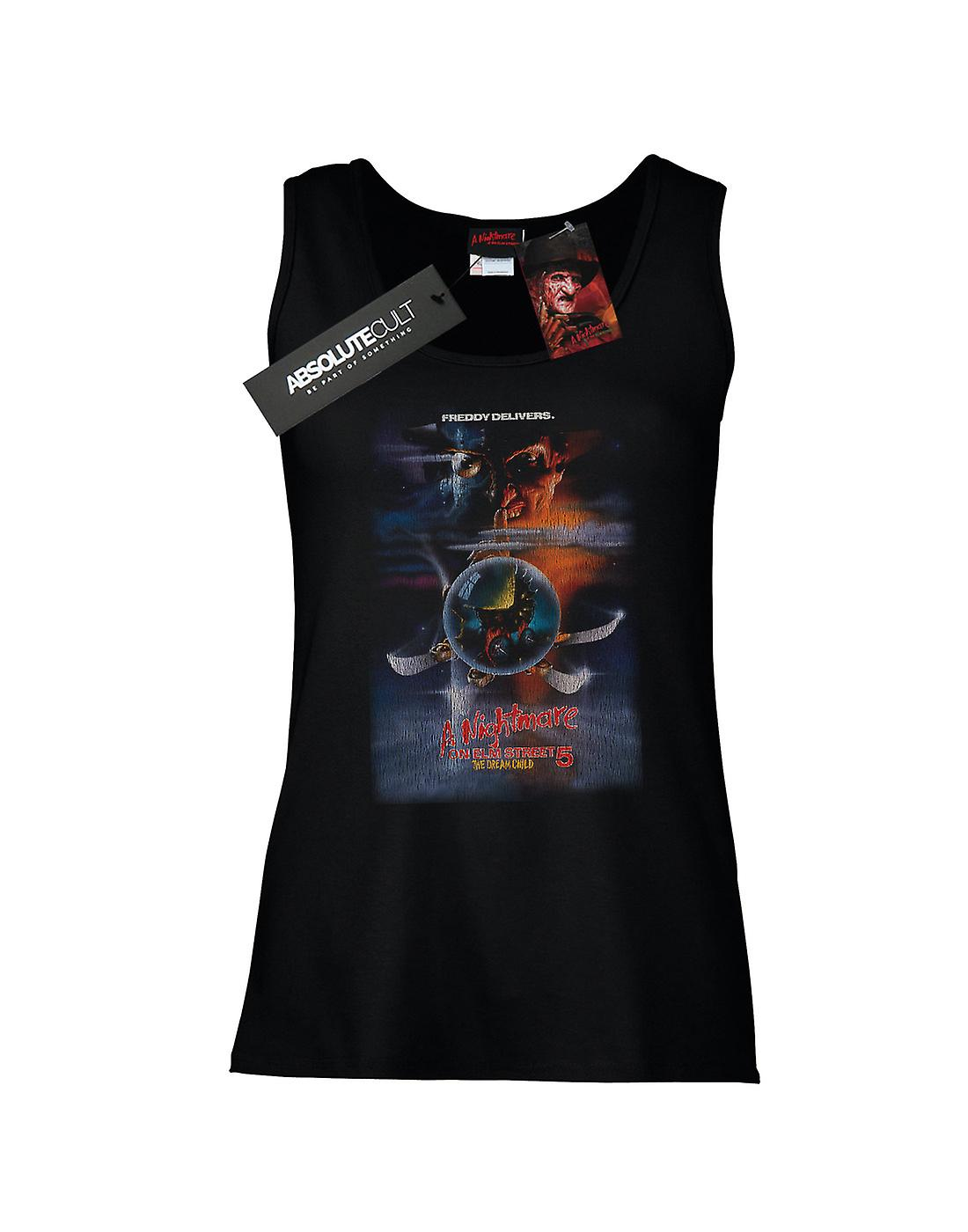 A Nightmare On Elm Street Women's The Dream Child Vest