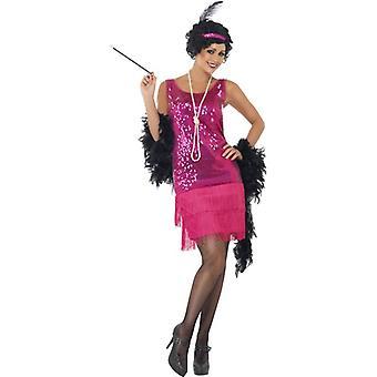 فستان زي امرأة شابه Funtime، المملكة المتحدة 16-18
