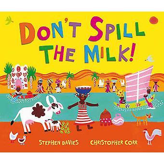 لا تسرب الحليب! قبل ستيفن ديفيز-كريستوفر كور--97818493