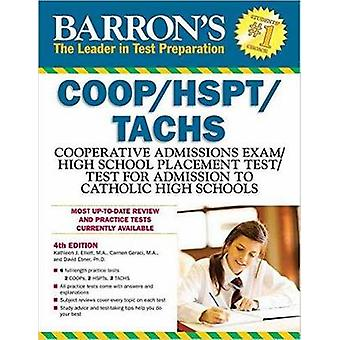 COOP/HSPT/Tachs - 4e édition Barron par Kathleen Elliott - David Eb