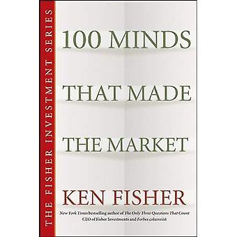 100 geesten die gemaakt van de markt (de reeks van de investering Fisher)