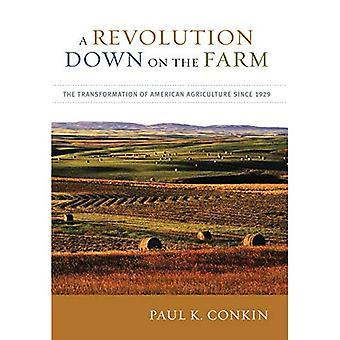Een revolutie neer op de boerderij: de transformatie van de Amerikaanse landbouw sinds 1929