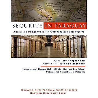 Sicherheit in Paraguay: Analyse und Antworten in vergleichender Perspektive (International Human Rights-Klinik an der Harvard Law School)