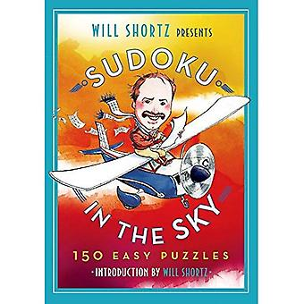 Will Shortz presenteert Sudoku in the Sky: 200 licht tot zwaar puzzels (New York Times)