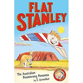 Jeff Browns Flat Stanley: de Australische Boomerang Bonanza