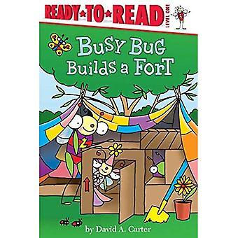Beschäftigt Bug baut eine Festung (Ready-To-Read - Stufe 1 (Qualität))