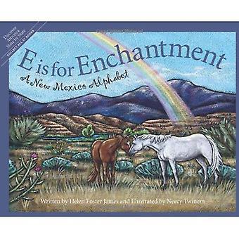 E Is voor Enchantment: een New Mexico alfabet (Ontdek Amerika per staat)