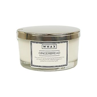 Gingerbread large luxury handmade candle