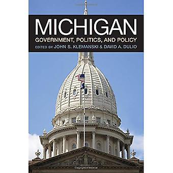 Michigan overheid, politiek en beleid