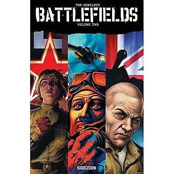 Garth Ennis volledige slagvelden, Volume 2
