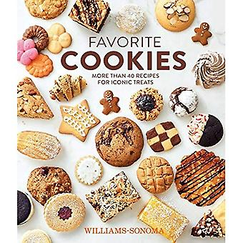 Favorite Cookies: More Than� 40 Recipes for Iconic Treats