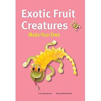 Créatures de fruits exotiques (Make Your Own)