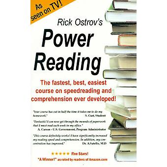 Macht die beste schnellste einfachste effektivste Vorgehensweise auf Speedreading und das Verständnis, die jemals von Ostrov & Rick entwickelt lesen