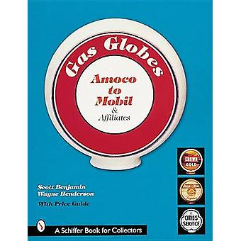 Gasoline Pump Globes - Majors A-P- Amoco to Mobil and Affiliates by Sc