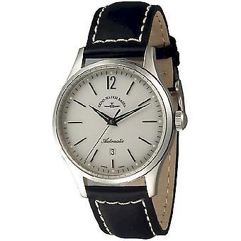 Zeno-Watch Herrenuhr Event Gentleman Automatic 43 white 6564-2824-i2