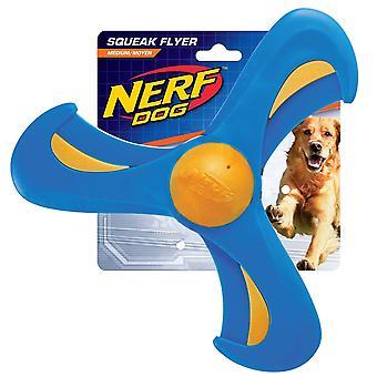 Nerf Dog 9inch Tri Flyer