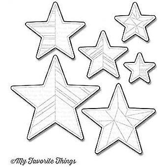 My Favorite Things Die-Namics Stars Above (MFT-1022)