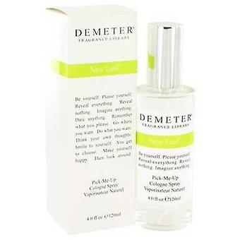 Demeter New Leaf Demeter Köln Spray 4 oz (naiset) V728-427561