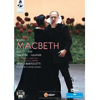 G. Verdi - Macbeth [DVD] USA import