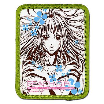 Patch - Peach Girl - New Momo Close Up Iron-On Anime Licensed ge7252