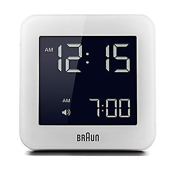 Braun Clock Unisex ref. BNC009WH