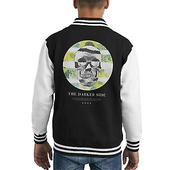 Divide & Conquer Darker Side Kid's Varsity Jacket