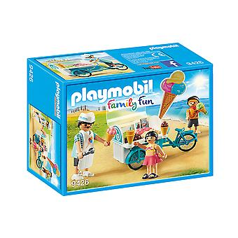 Playmobil 9426 Family Fun Ice Cream Cart Playset