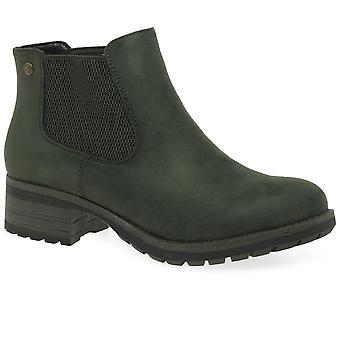 Rieker Pine Womens Chelsea Boots
