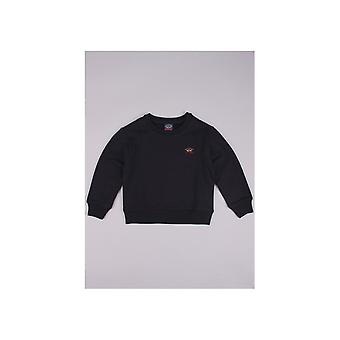 Paul & Shark Basic Crew Sweatshirt