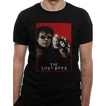 The Lost Boys Adults Unisex Movie Sheet Design T-Shirt