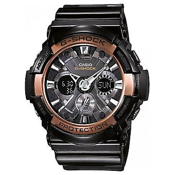 Casio G-shock Rose Gold Akzente Ga-200rg-1a Ga200rg-1a Herren's Uhr