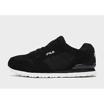 New Fila Men's Cress Lightweight Gym Fitness Training Trainers from JD Outlet Black