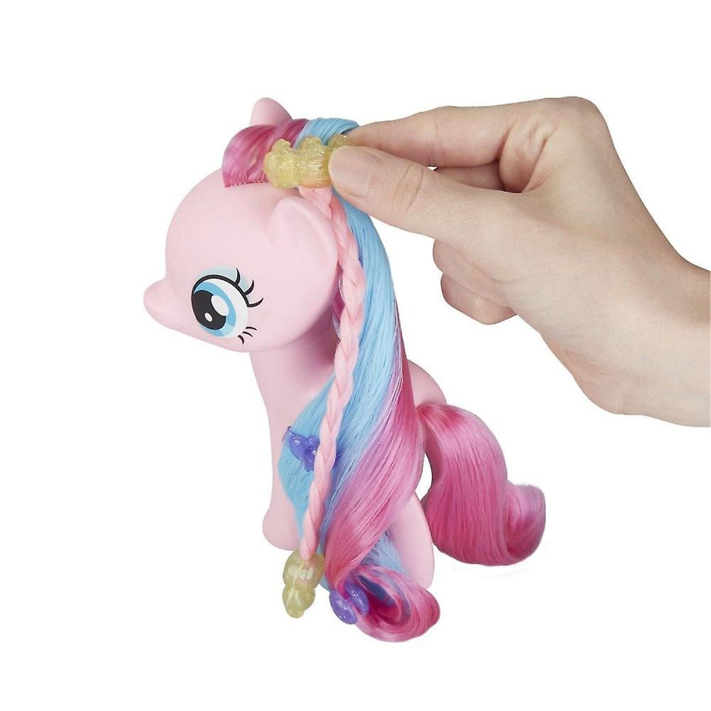 Min lilla ponny Magical Salon Pinkie Pie figur