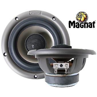 1 paar 130 mm Magnat Vintage MCO ABS 130 ALG 1670 S 150 watt Max., nieuw