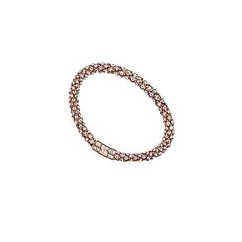 Guess Jewellery Guess Glamazon Rose Gold Bracelet UBB81334