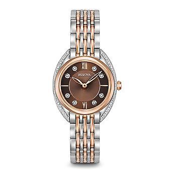 Bulova 98R230 Women's Diamond Wristwatch