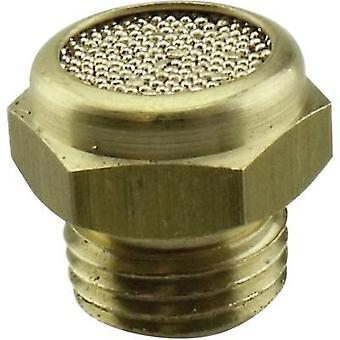 ICH 303033 Line filter External thread 1/4 12 bar 36 µm