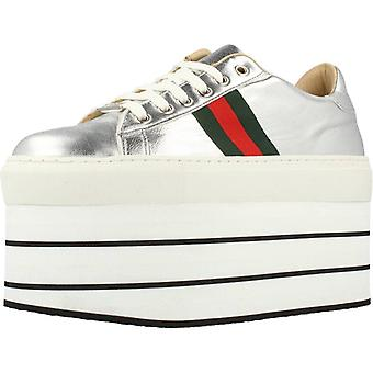 Giallo Sport / Tyra Color Platinum Sneakers